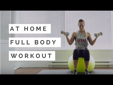 at home workout  full body w0202  youtube  full body