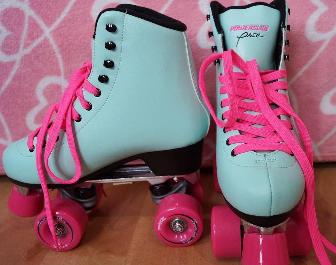 Moje Nowe Skarby Wrotki Wrotkifigurowe Skating Figureskates Rollerskating Rollerskates Skatepro Przegladinstagrama Combat Boots Boots Quad Skates