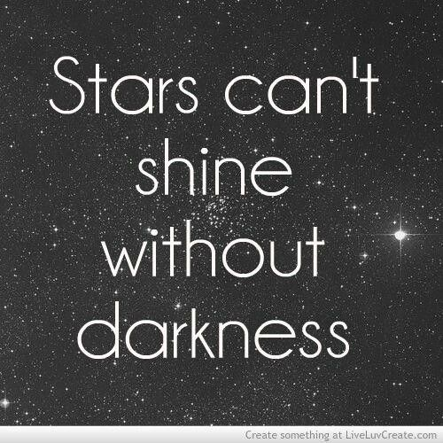 Inspirational Quotes Depression Be The Brightest Star  Just Quotes  Pinterest  Bright Stars
