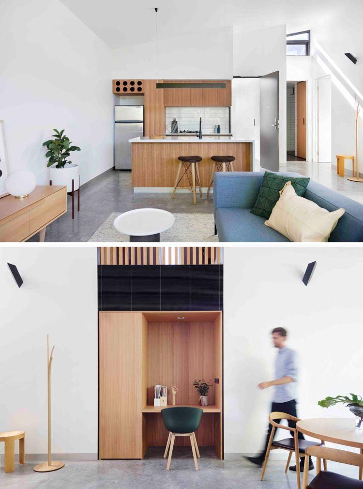 Flexibel und funktional wohnen auf wenig platz bei hohem for Wohnungen inneneinrichtung