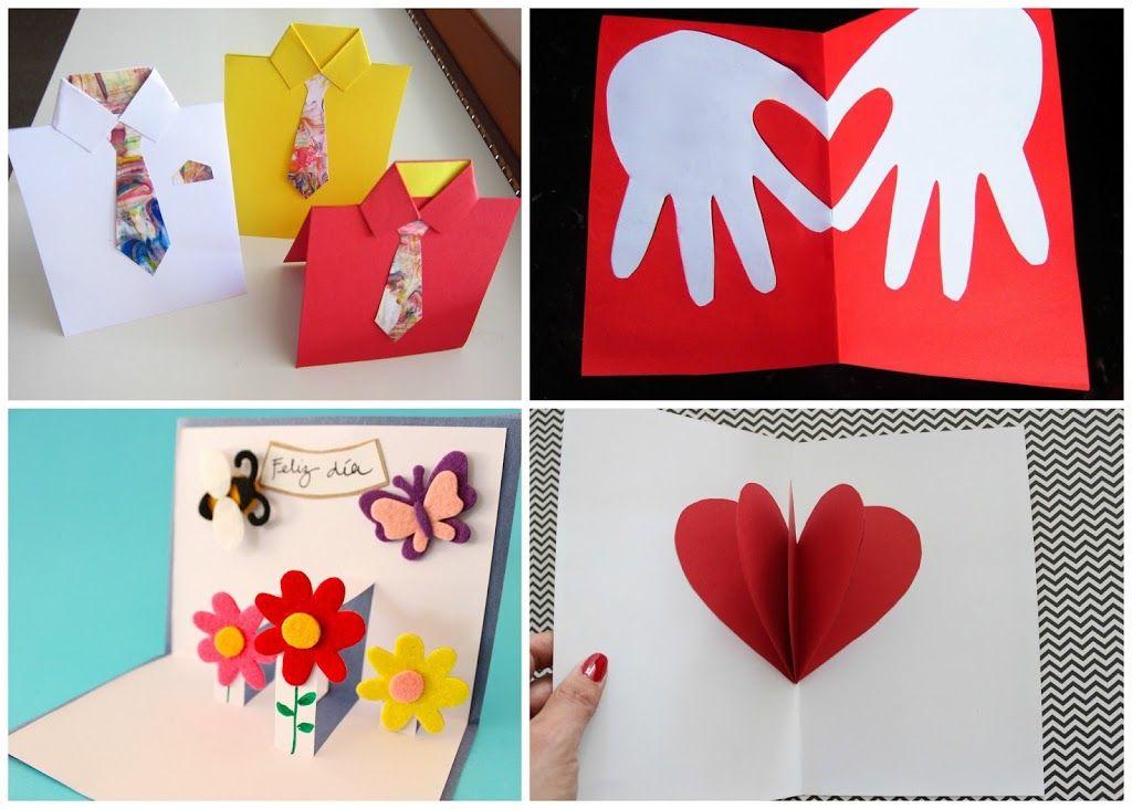Tarjetas para pap d a del padre pinterest m s ideas - Ideas regalos manuales ...