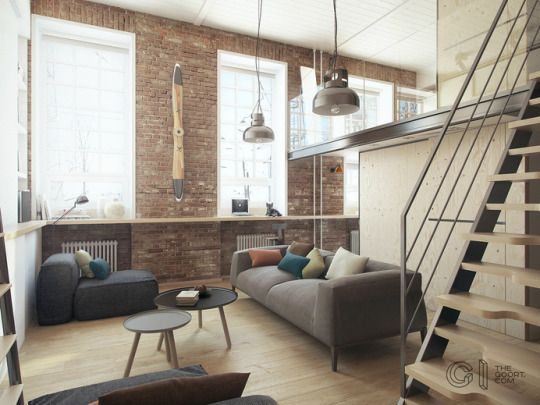 One Bedroom Apartment For A Young Haruki S By The Goort Homeworlddesign In Apartments