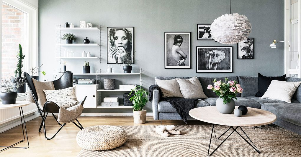 It Is Clear That I Love Scandinavian And Minimalist Style Although Living Room Dining Room Combo Living Room Scandinavian Small Living Room Dining Room Combo Latest style living room example