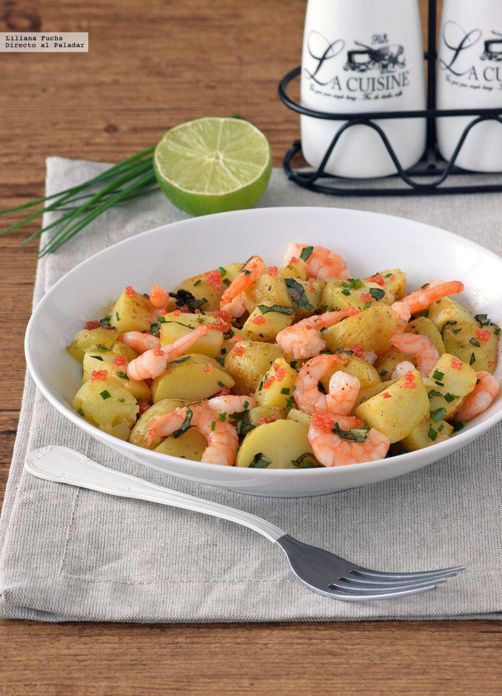 18 Ensaladas Que No Son La Pereza Máxima Para Cenar Cuando Apriete El Calor Food Mediterranean Recipes Winter Salad