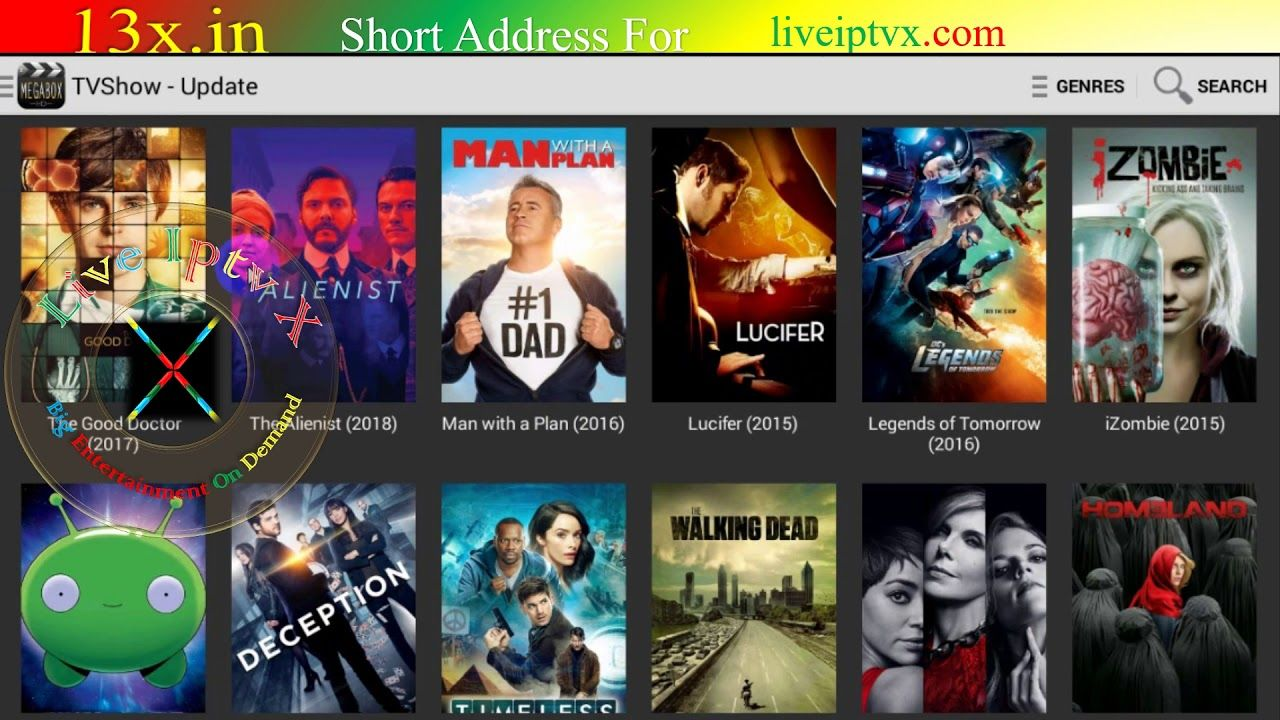 Stream Plenty Of Movies And TV Shows In 360p 720p or 1080p