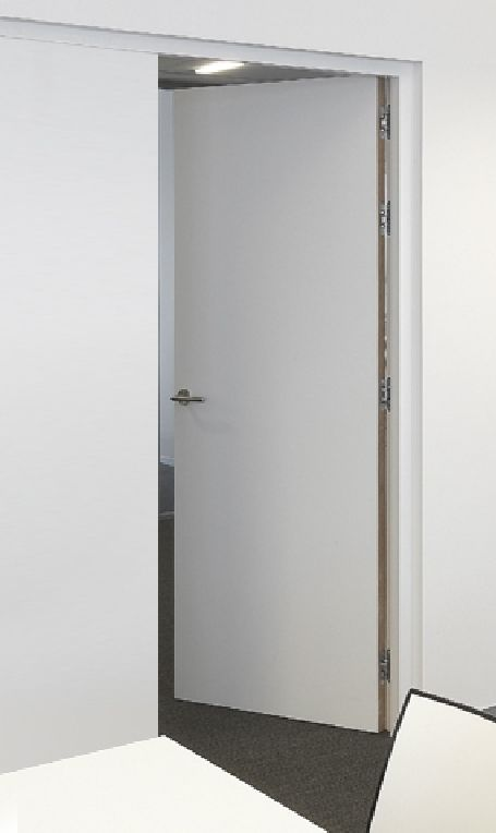 Vous cherchez de nouvelles portes intérieures pour votre projet de - peindre un encadrement de porte