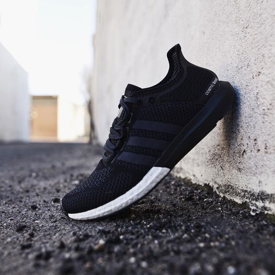 adidas Climachill Cosmic Boost: Black