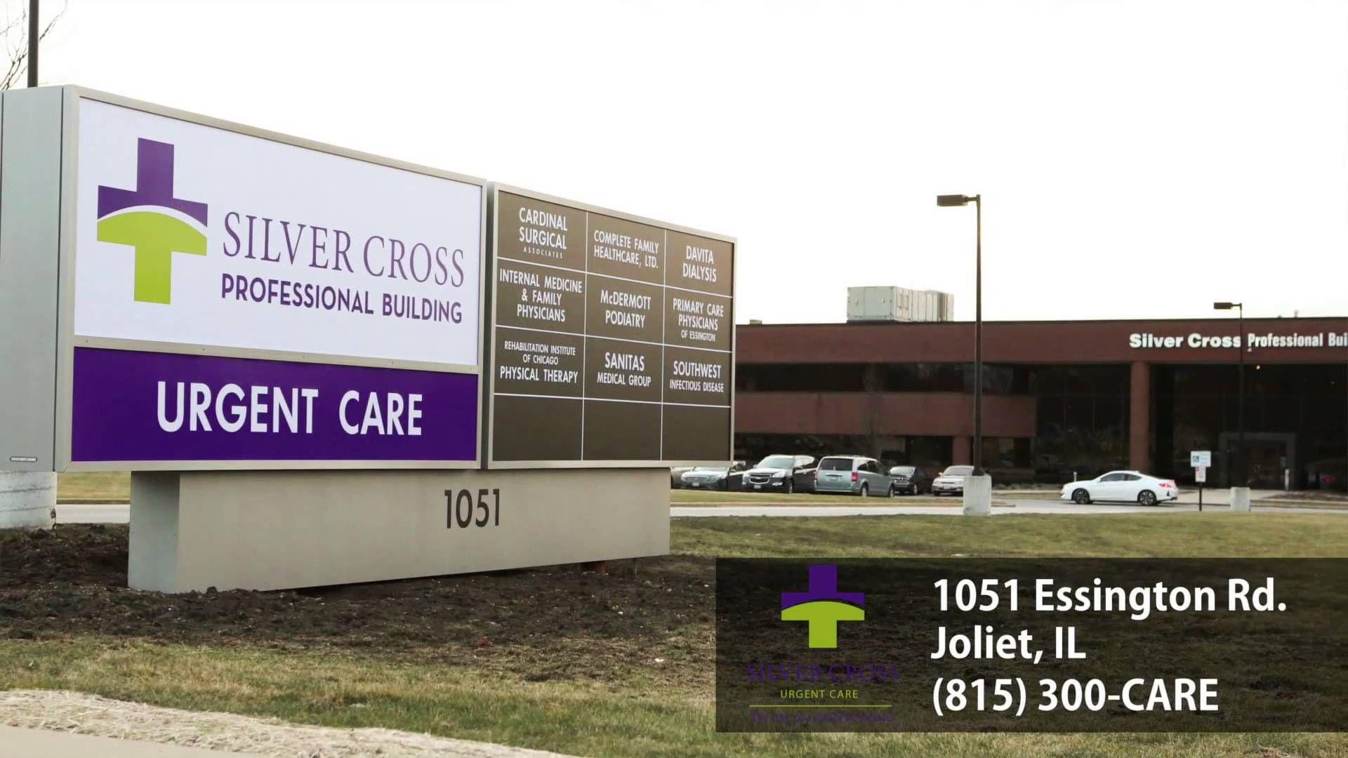 Silver Cross Urgent Care offers convenient, quick medical