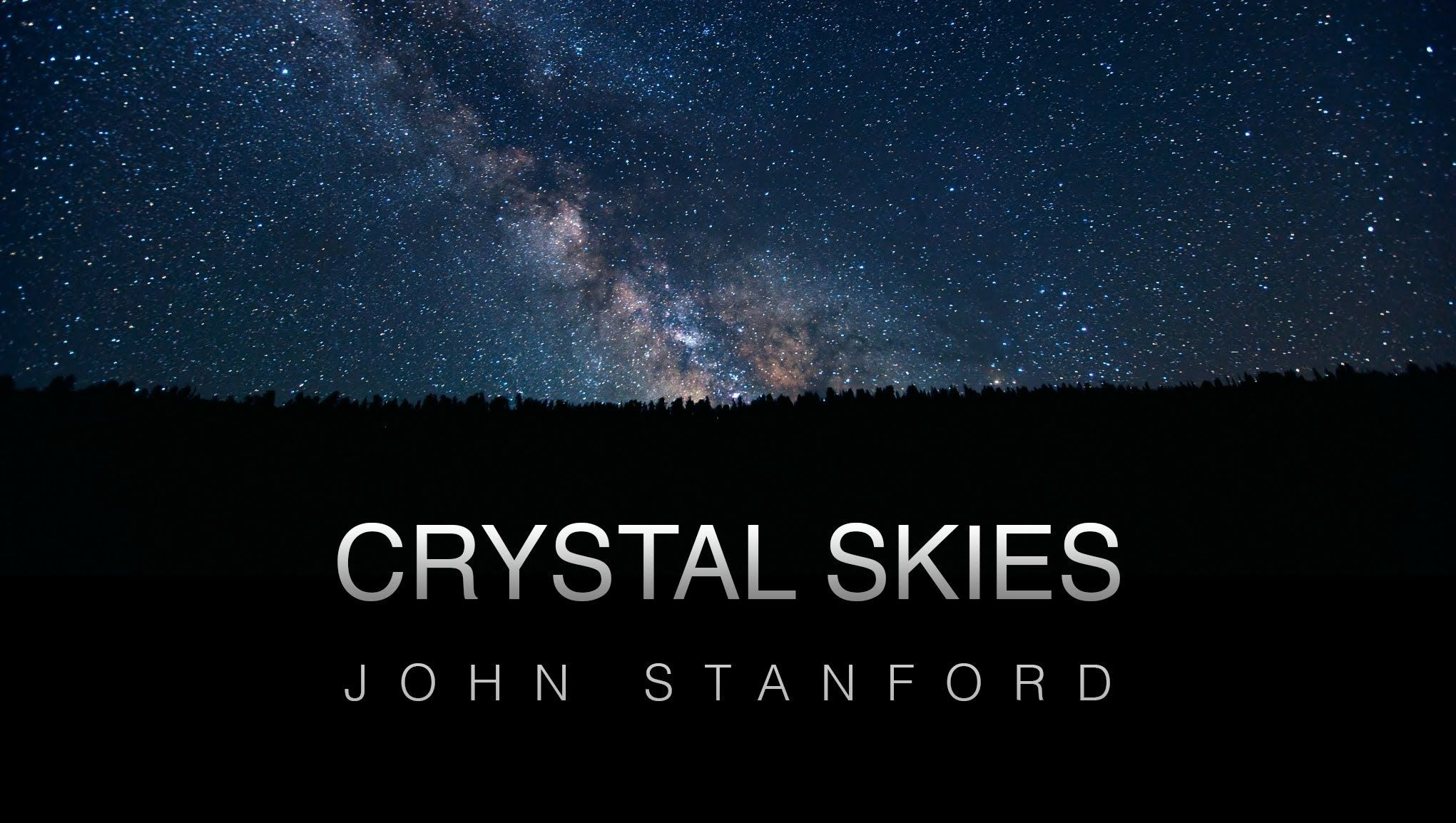Nigel John Stanford: Crystal Skies 4K