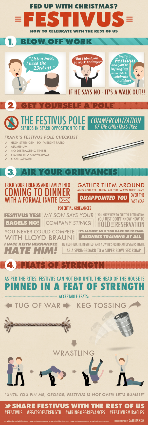 10 Fascinating and Festive Holiday Infographics | It\'s the Most ...