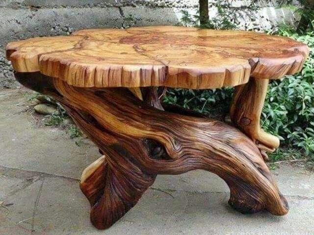 Pin by Judit Horvath on Cool furniture | Pinterest | Log furniture ...