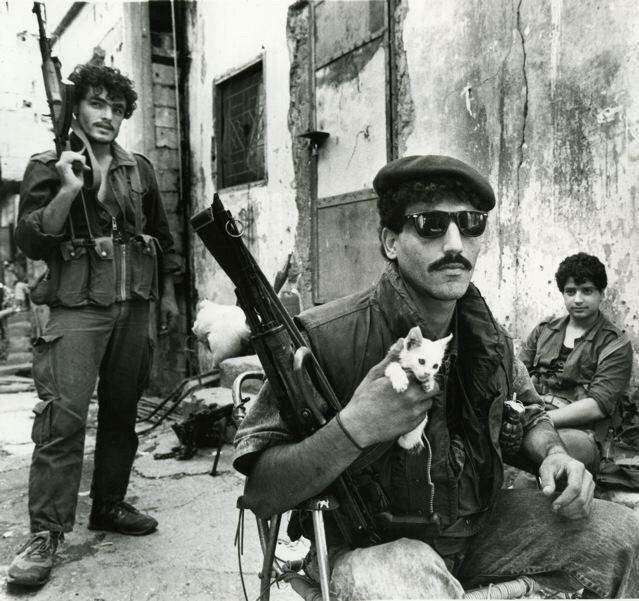 Historical Times : Palestinian Freedom Fighters in West ...