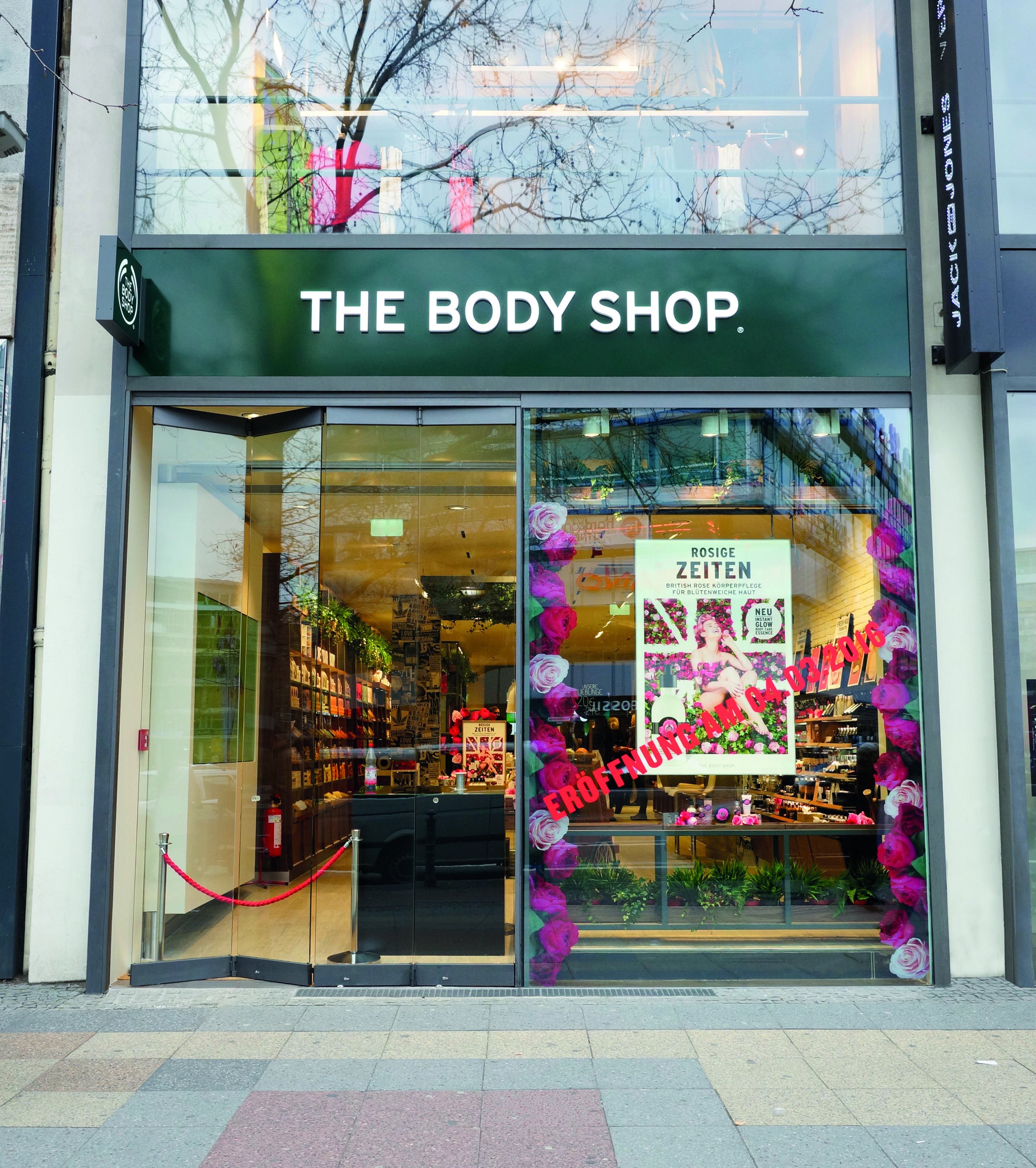 The Body Shop Launched A New Flagship Store In Berlin Thebodyshop Berlin Thelocationgroup Shopopening Storeopening Elocations