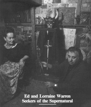 ed and lorraine warren death