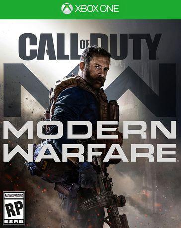 Activision Call Of Duty Modern Warfare Xbox One Modern Warfare