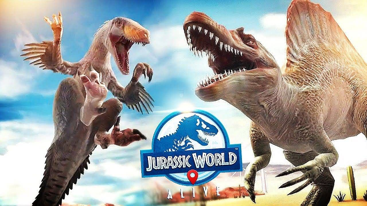 Jurassic World Alive Tips And Tricks Jurassic World New
