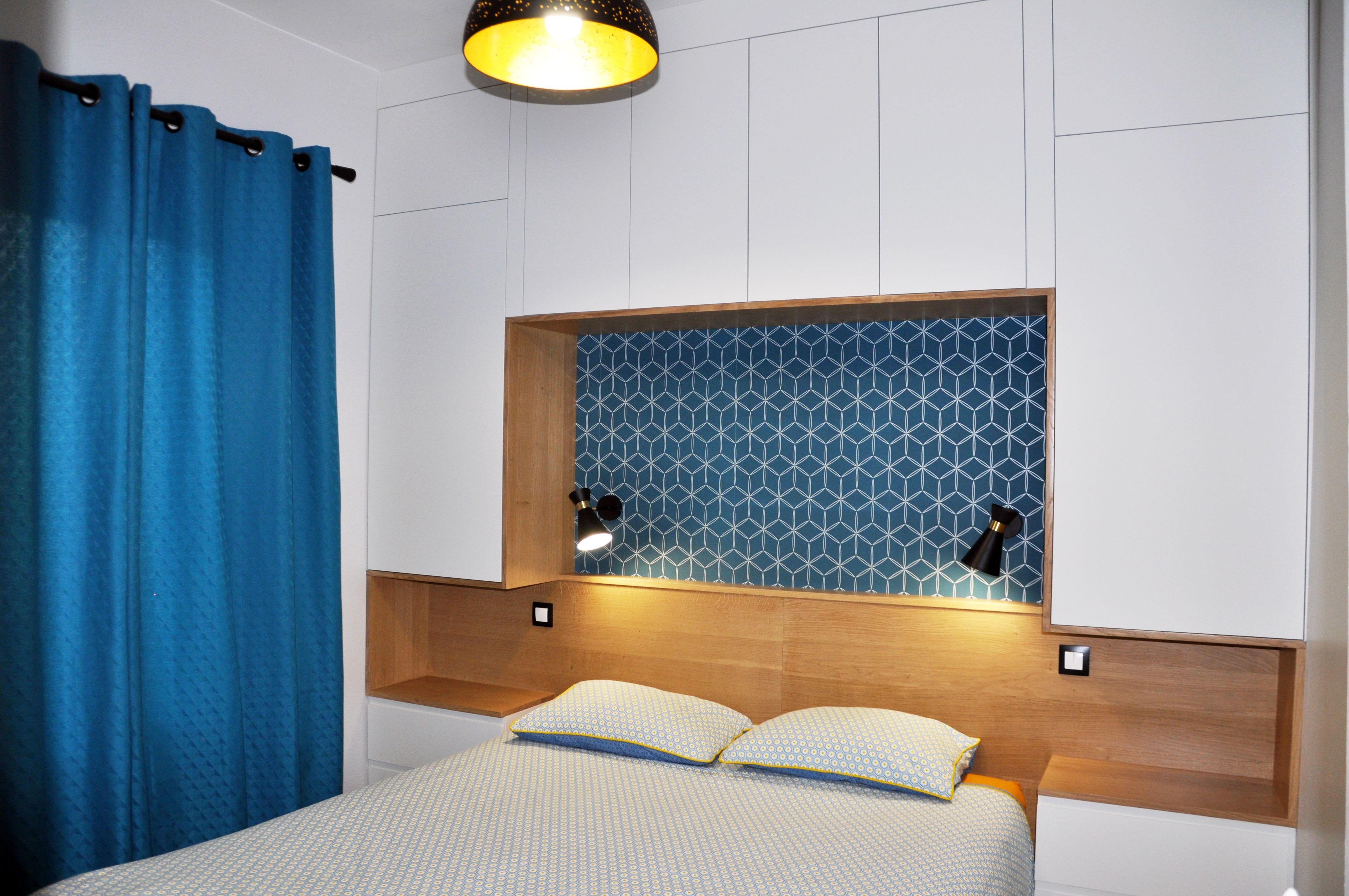 meuble tete de lit