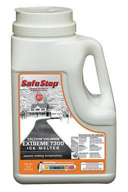 Safe Step 50808 Extreme Calcium Chloride Ice Melter, 8 Lbs (Pack Of 4), 2015 Amazon Top Rated Snow & Ice Melters #Lawn&Patio