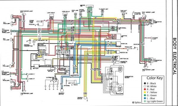 Pin on Automotive - FOREIGN IMPORTS | Worst Wiring Diagram |  | Pinterest
