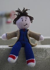 David Tennant (Doctor Who) - You need this pattern to make Rose