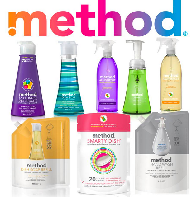 Method Cleaning Products Packaging Google Search Method