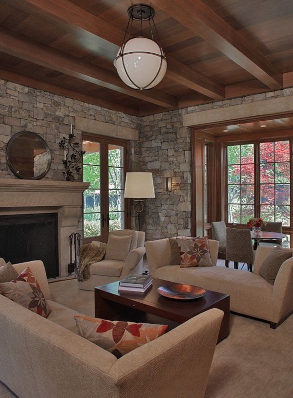 43 Cozy And Warm Color Schemes For Your Living Room Warm Living Room Design Living Room Color Schemes House Design #warm #cozy #living #room #colors