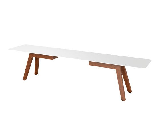 Slim Wood Collection Dining Bench Wood 160 By Viteo Garden Benches Dining Bench Wood Bench