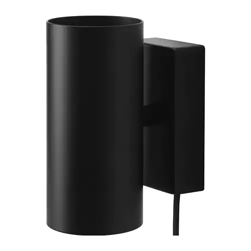 Nymane Wall Up Downlight Anthracite Downlights Wall Lamp Ikea