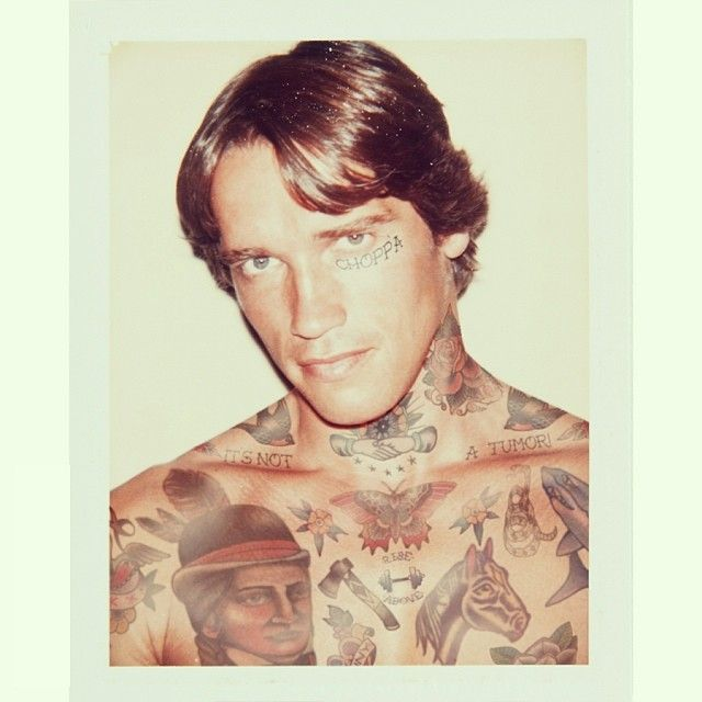 Shopped Tattoos Celebrities Reimagined By Cheyenne Randall - Artist reimagines celebrities covered in tattoos