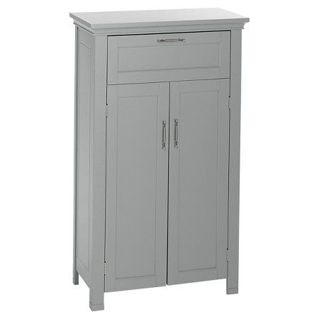 Somerset Collection 2 Door Floor Cabinet Riverridge Target Bathroom Floor Cabinets Bathroom Standing Cabinet Free Standing Cabinets