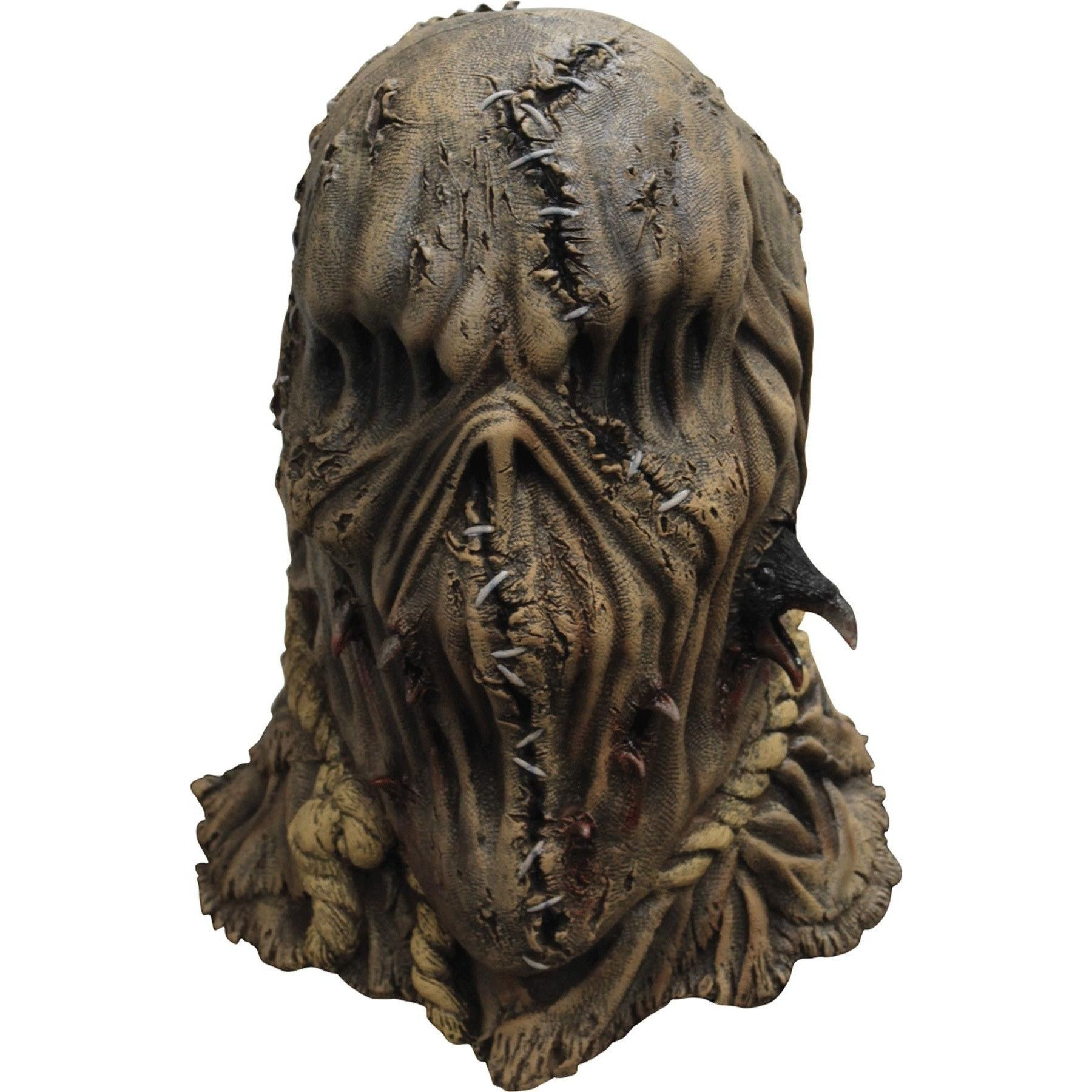 Scare The Crows Mask Crow mask, Scarecrow mask, Horror masks
