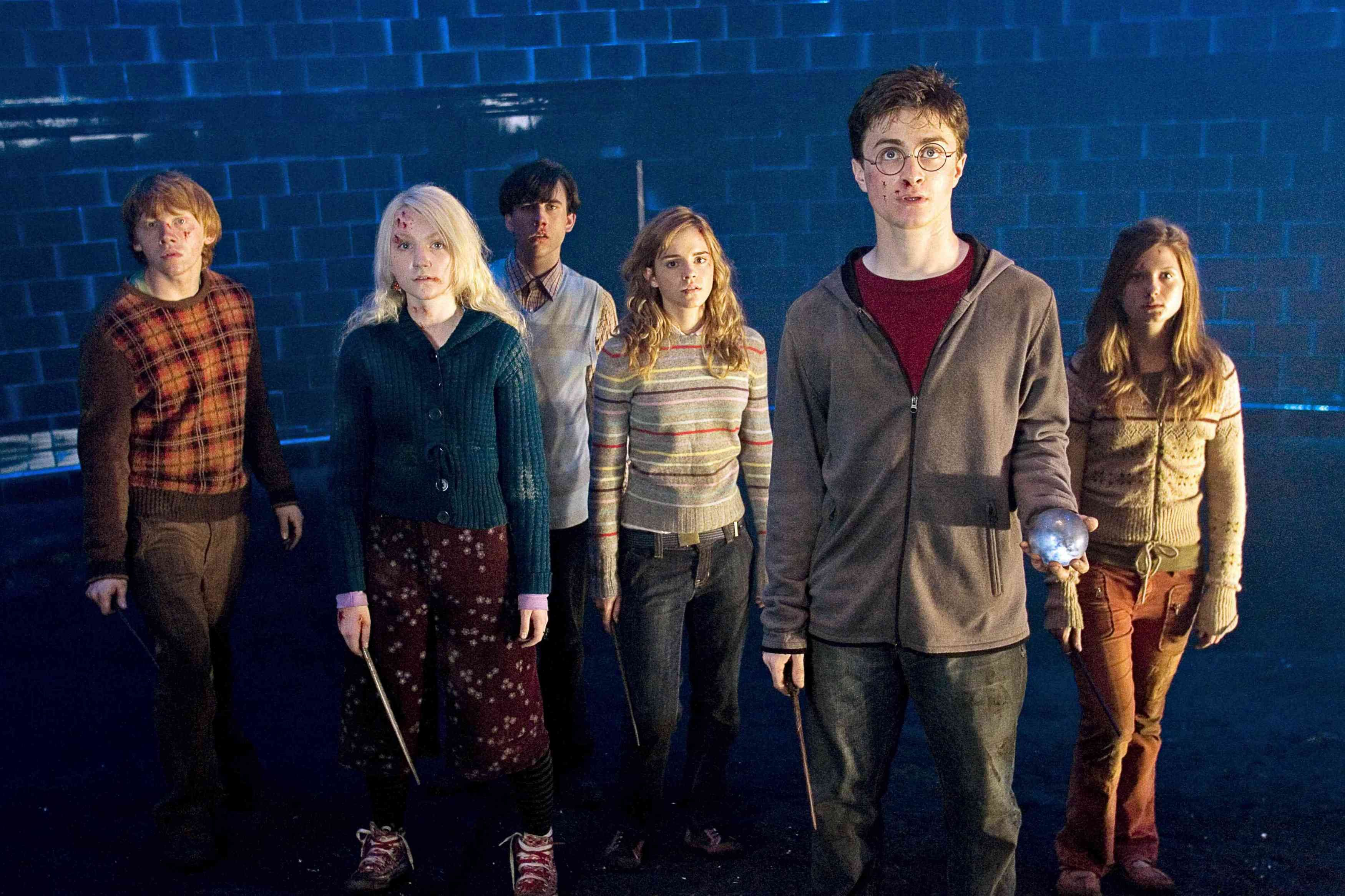 Harry Potter The Order Of The Phoenix The Prophecy Harry Potter Wiki Harry Potter World Harry Potter Love