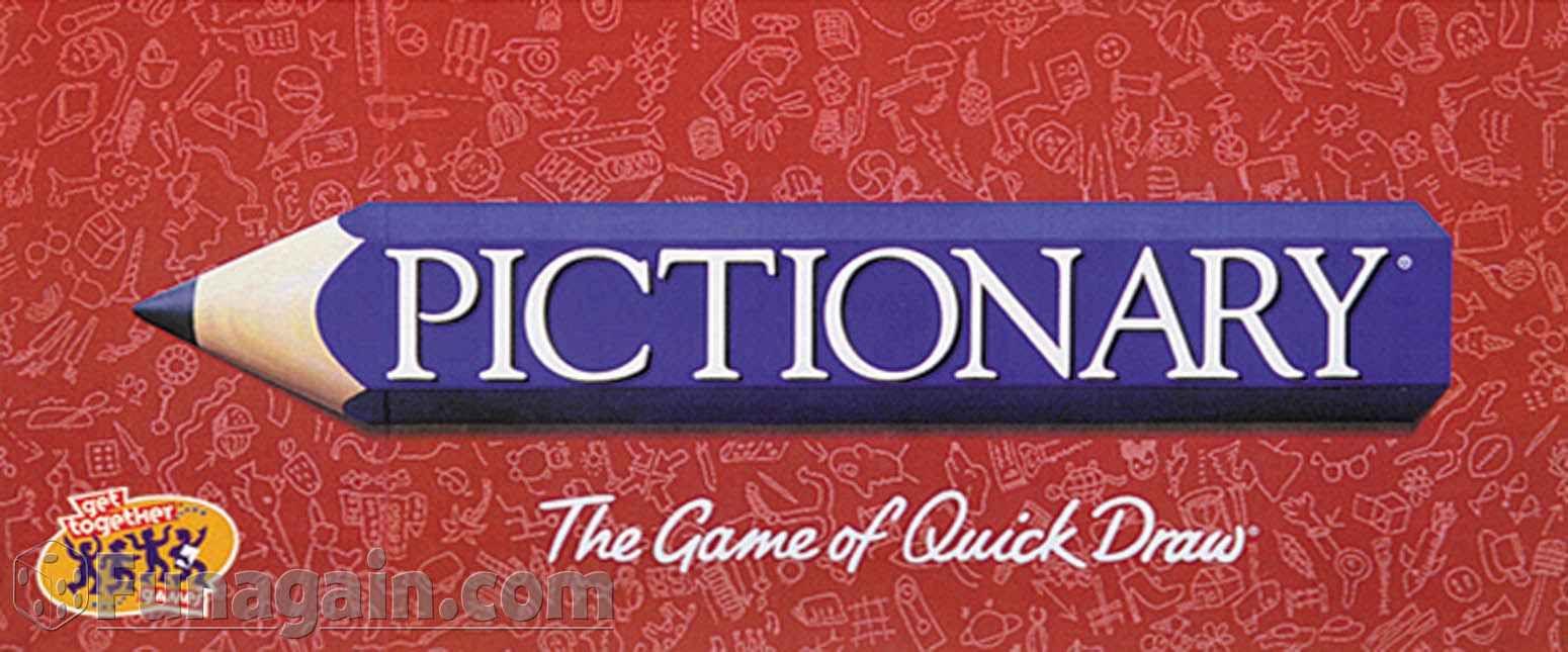 pictionary Pictionary Pictionary, Games