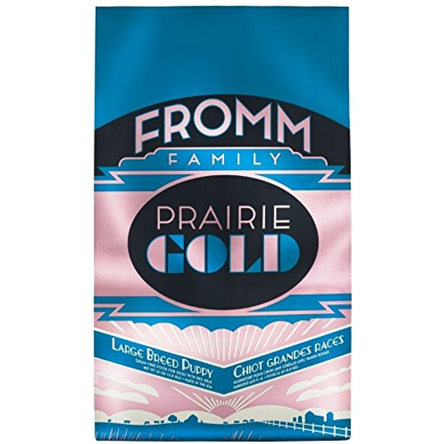 Fromm Family Foods 727072 12 Lb Heartland Gold Gf Large Breed