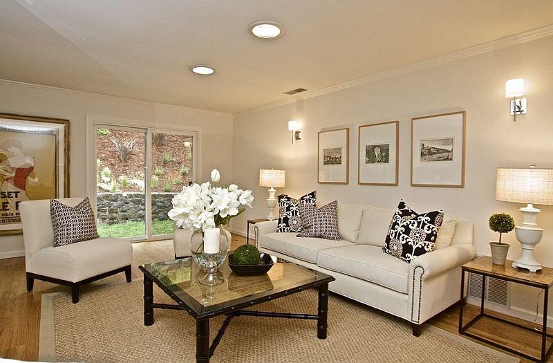 Verlichting Kleine Woonkamer : Verlichting voor woonkamer met laag plafond woonkamer