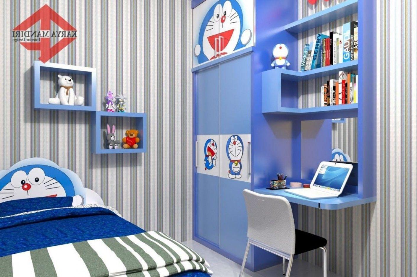 5+ Referensi Serba Doraemon Kamar Populer di 5  Doraemon