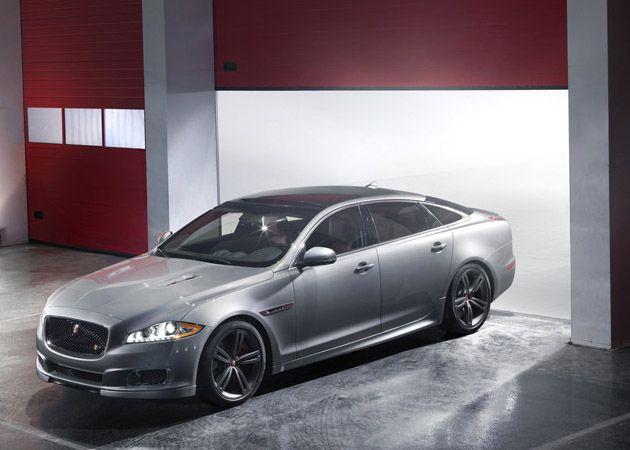 2014 Jaguar XJR (6) | Prestige car, New jaguar