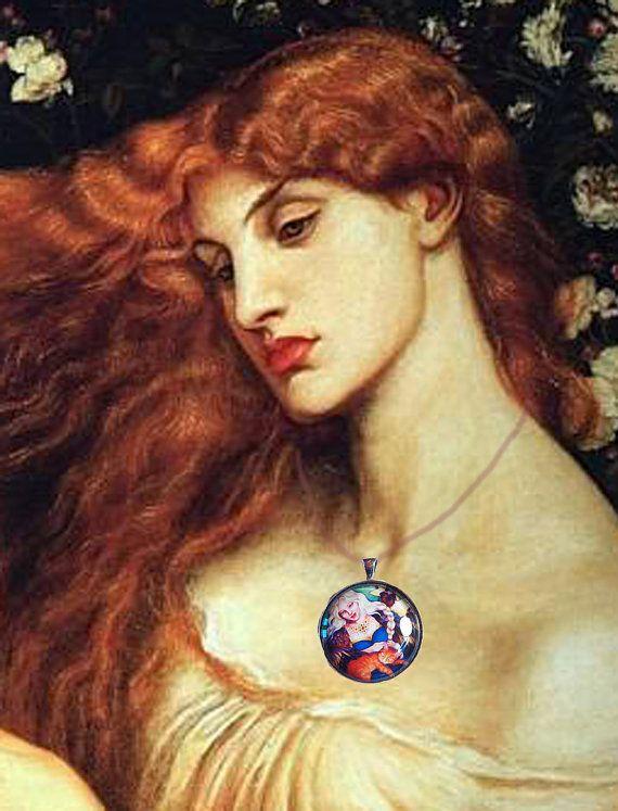 freya norse goddess pendant goddess art goddess art