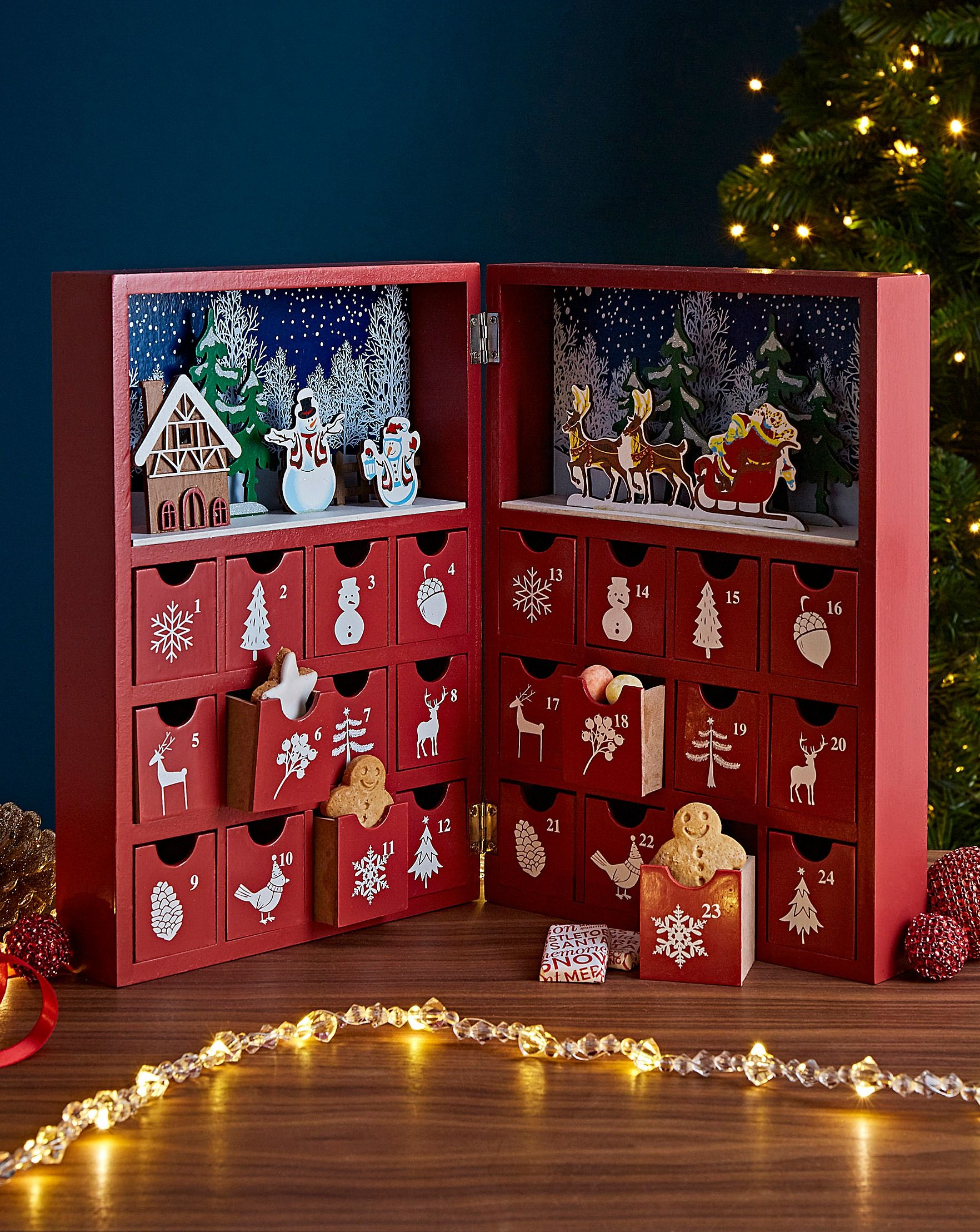 Pin By Oaken Design On Christmas Decorations Christmas Advent Calendar Diy Christmas Advent Calendar Christmas Calendar