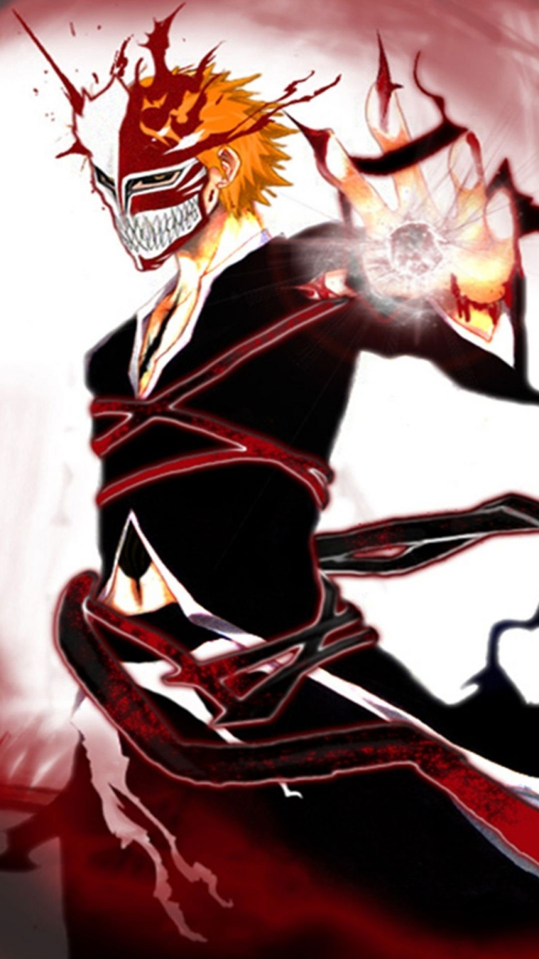Bleach Wallpaper Ios In 2020 Bleach Anime Bleach Anime Ichigo
