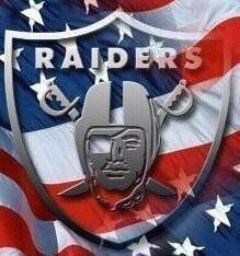 Raider American Flag Raiders Oakland Raiders Merchandise Raiders Football