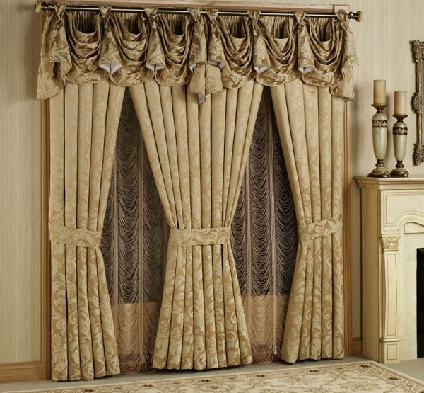 moderne gardinen lassen sie uns die gardinentrends ansehen ideen rund ums haus pinterest. Black Bedroom Furniture Sets. Home Design Ideas