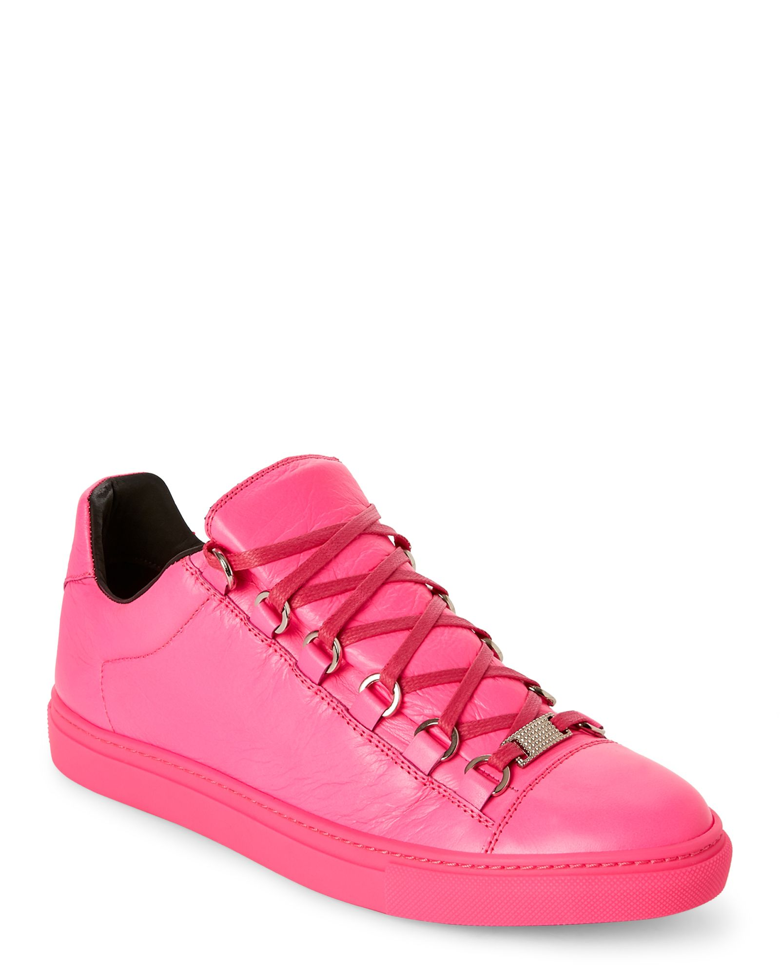 taille 40 5a9f6 344aa Fluo Rose Arena Low Top Sneakers   *Apparel & Accessories ...