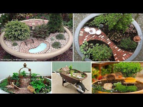 Los jardines en miniatura m s detallados y hermosos del for Jardines en miniatura