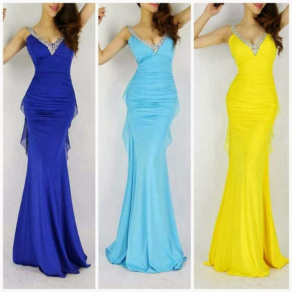 7 Different Dresses For Wedding Reception or Wedding Party (Black ...