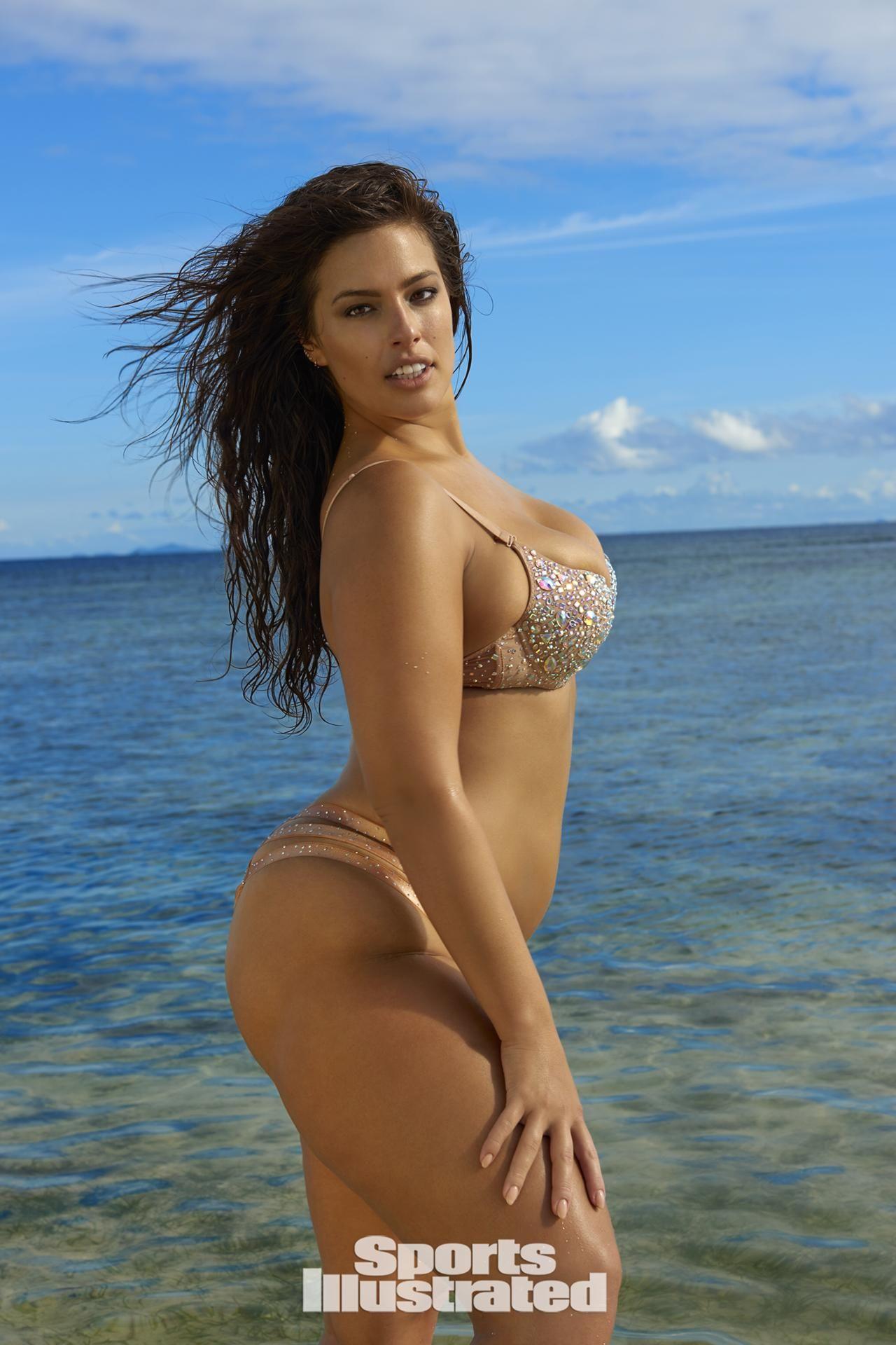 2018 Sports Illustrated SI Swimsuit Bikini Model Various D ASHLEY GRAHAM