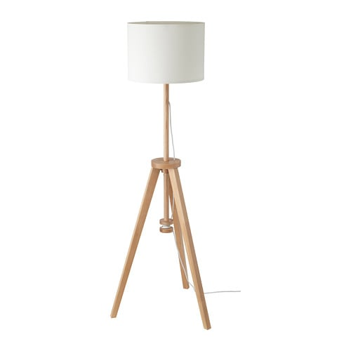 Lauters Staande Lamp Essen Wit Ikea Lampenkap Vloerlamp Ikea