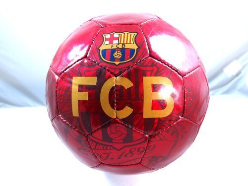 FC BARCELONA SOCCER OFFICIAL SIZE SOCCER BALL (SZ. 5) - 128 by Tripact Inc. $22.50. Soccer, Football, or Futbol (whatever you call it) is the most popular sport in the world. Partake in this fun and exciting activity with your own ball. Be unique and active. Use it to practice at home, a local park or recreational area. Stay fit without spending too much money.