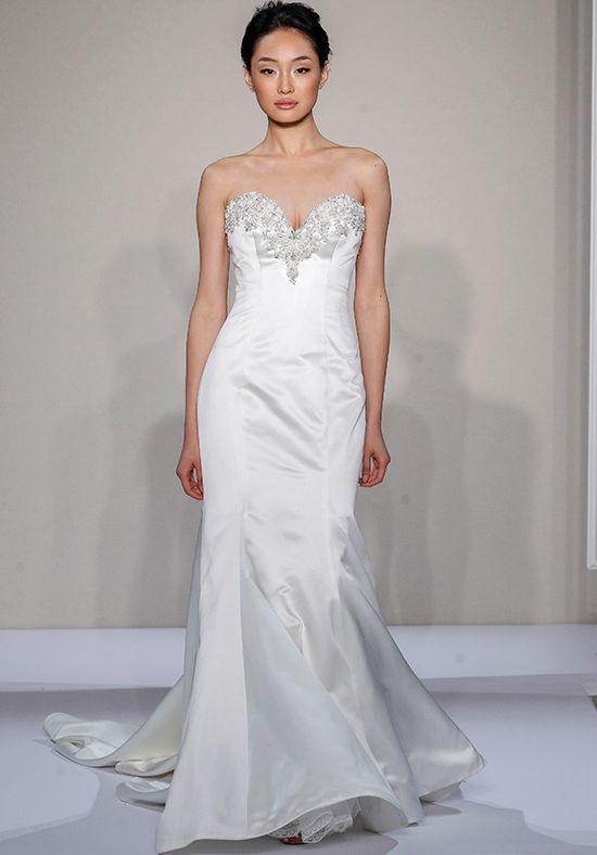 Dennis Basso for Kleinfeld 14071 Mermaid Wedding Dress | Wedding ...