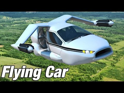 5 Real Flying Cars That Actually Fly Youtube The Future Is Here